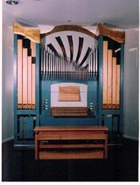 Orgue du Conservatoire du Havre