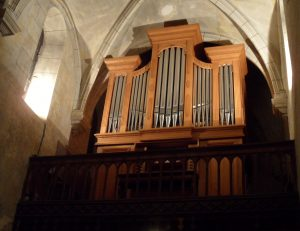3 photos de Orgue de l'église de Bourron-Marlotte (77